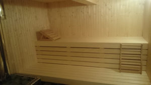 Guido Duijff - Houten sauna